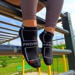 PROSKARY Feet fekete bokazokni  készleten